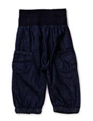 Baggy pants -UNISEX - DARK BLUE