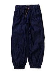 Baggy pant -GIRL - DARK BLUE