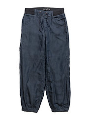 Baggy denim pant -BOY - DARK BLUE