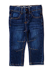 Jeans boy - Regular engineer - DENIM