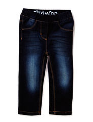 Jeans girl - Slim fit - DARK BLUE DENIM