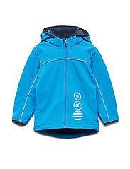 Basic 45 -Softshell jakke - CLEAR BLUE
