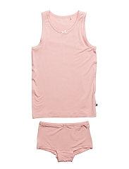 Underwear set - Bamboo - MISTY ROSE