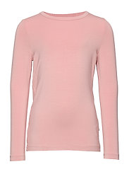 Blouse LS - Bamboo - MISTY ROSE
