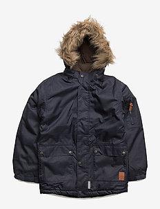 70 -Snow jacket -Herringbo - kurtka zimowa - bluenights