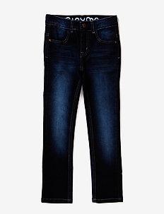 Jeans boy Malvin - Slim fit - DARK BLUE DENIM