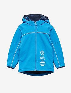 Basic 45 -Softshell jakke - softshell jacket - clear blue
