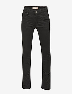 Basic 84 -Pants twill-slim - bukser - anthracite