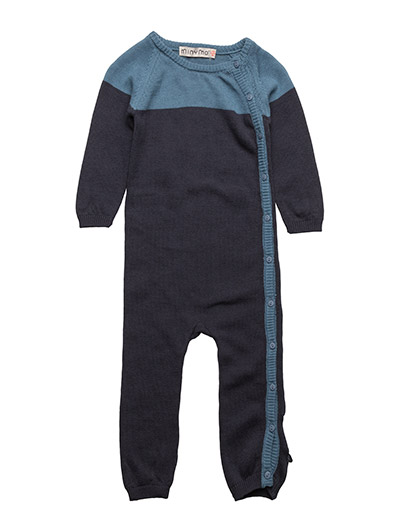 71 - Knit suit - REAL TEAL