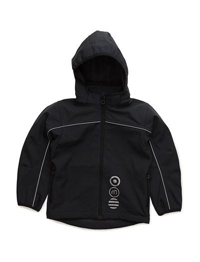 Basic 45 -Softshell jakke - DEEP STONE GREY