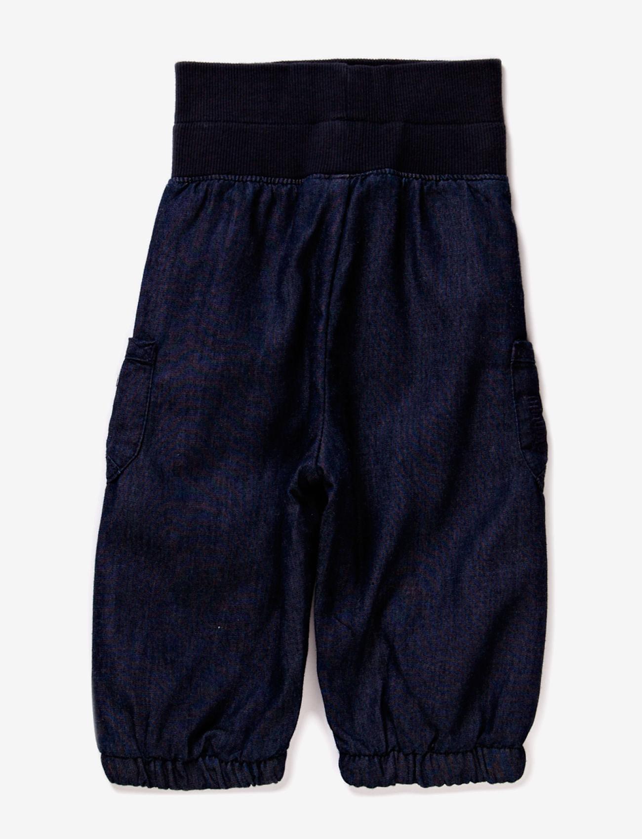 Minymo - Baggy pants -UNISEX - bikses - dark blue - 1