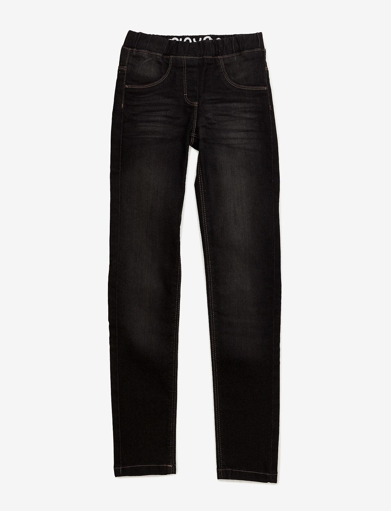 Minymo - Jeans girl - Slim fit - jeans - black - 0