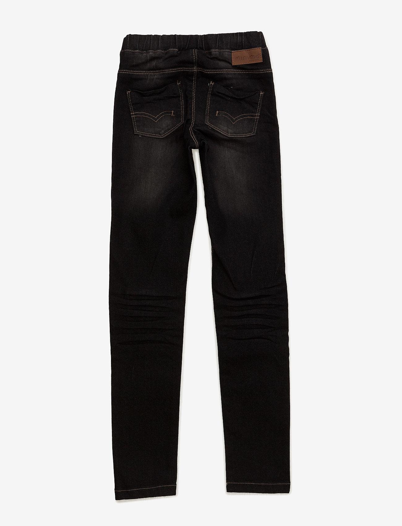Minymo - Jeans girl - Slim fit - jeans - black - 1