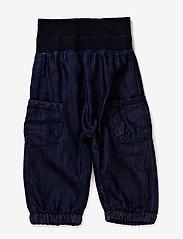 Minymo - Baggy pants -UNISEX - bikses - dark blue - 0