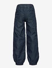 Minymo - Baggy pant -GIRL - trousers - dark blue - 1