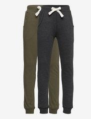 Basic 36 -Sweat pant (2-pack) - BEETLE