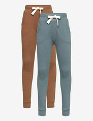 Basic 36 -Sweat pant (2-pack) - TOFFEE