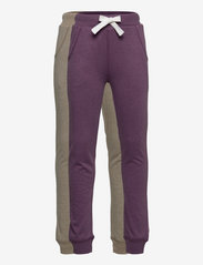 Basic Sweat pant (2-pack) - PURPLE