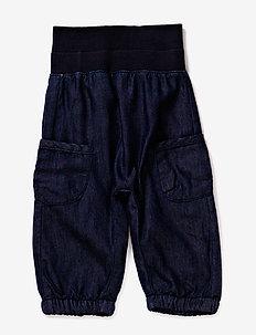 Baggy pants -UNISEX - trousers - dark blue