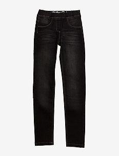 Jeans girl - Slim fit - jeans - black