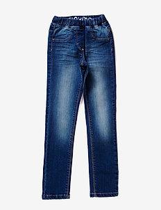 Jeans girl - Slim fit - jeans - denim