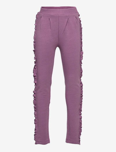 Pants Sweat - sweatpants - grape jam