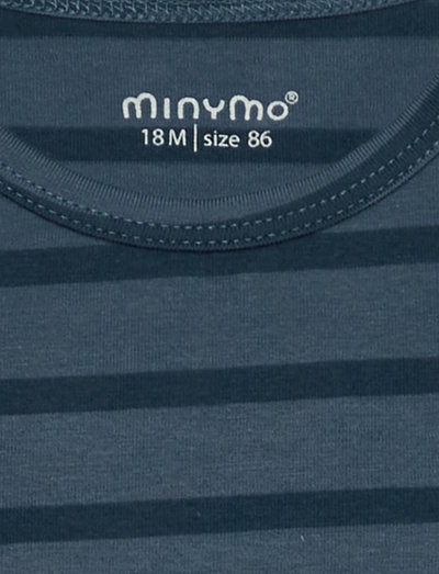 Basic 32 -T-shirt SS (2-pack) - short-sleeved - new navy