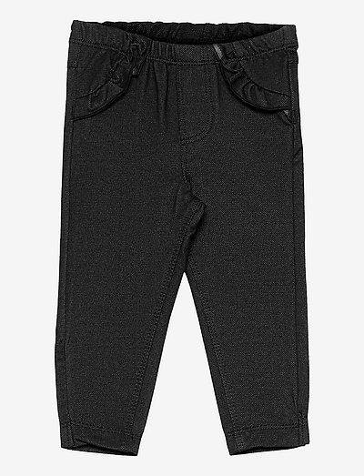 Leggings - leggings - grey denim
