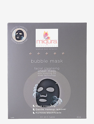 Bubble Mask (1 pair) box - CLEAR
