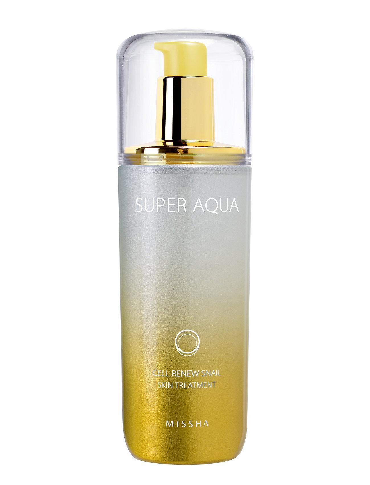 Missha Super Aqua Cell Renew Snail Skin Treatment - Missha
