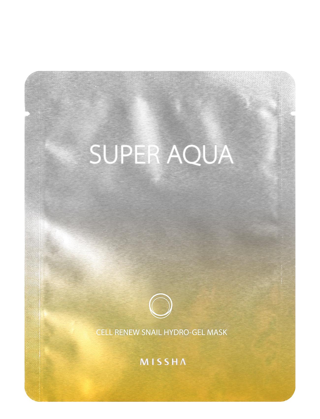 Missha Super Aqua Cell Renew Snail Hydro Gel Mask - Missha