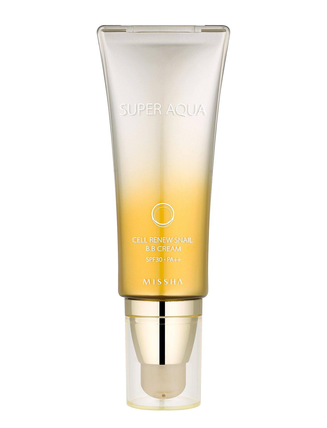 Missha Missha Super Aqua Cell Renew Snail BB Cream SPF30/PA++ - NATURAL BEIGE
