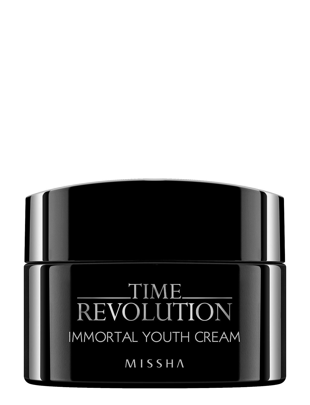 Missha Time Revolution Immortal Youth Cream - Missha
