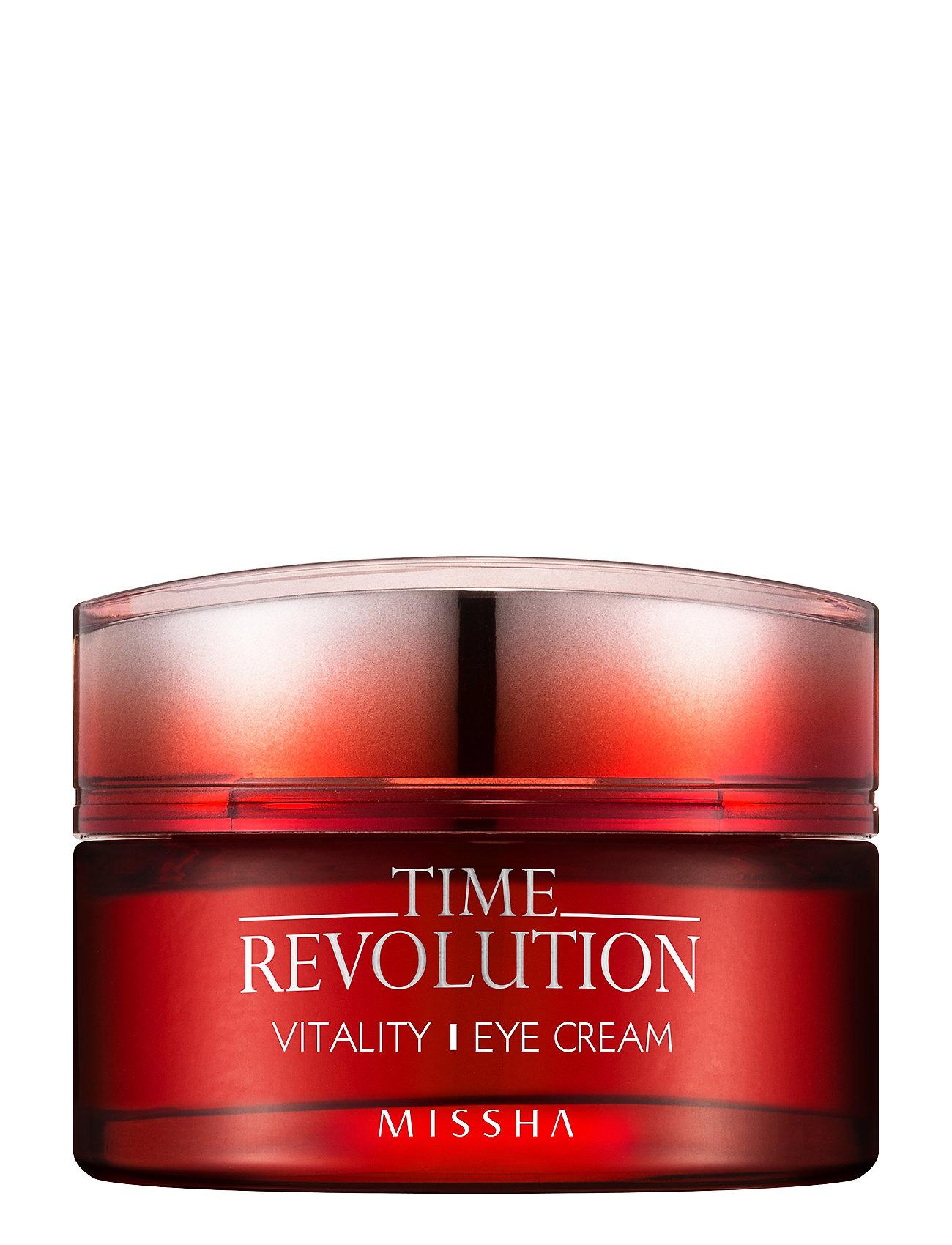 Missha Time Revolution Vitality Eye Cream - Missha