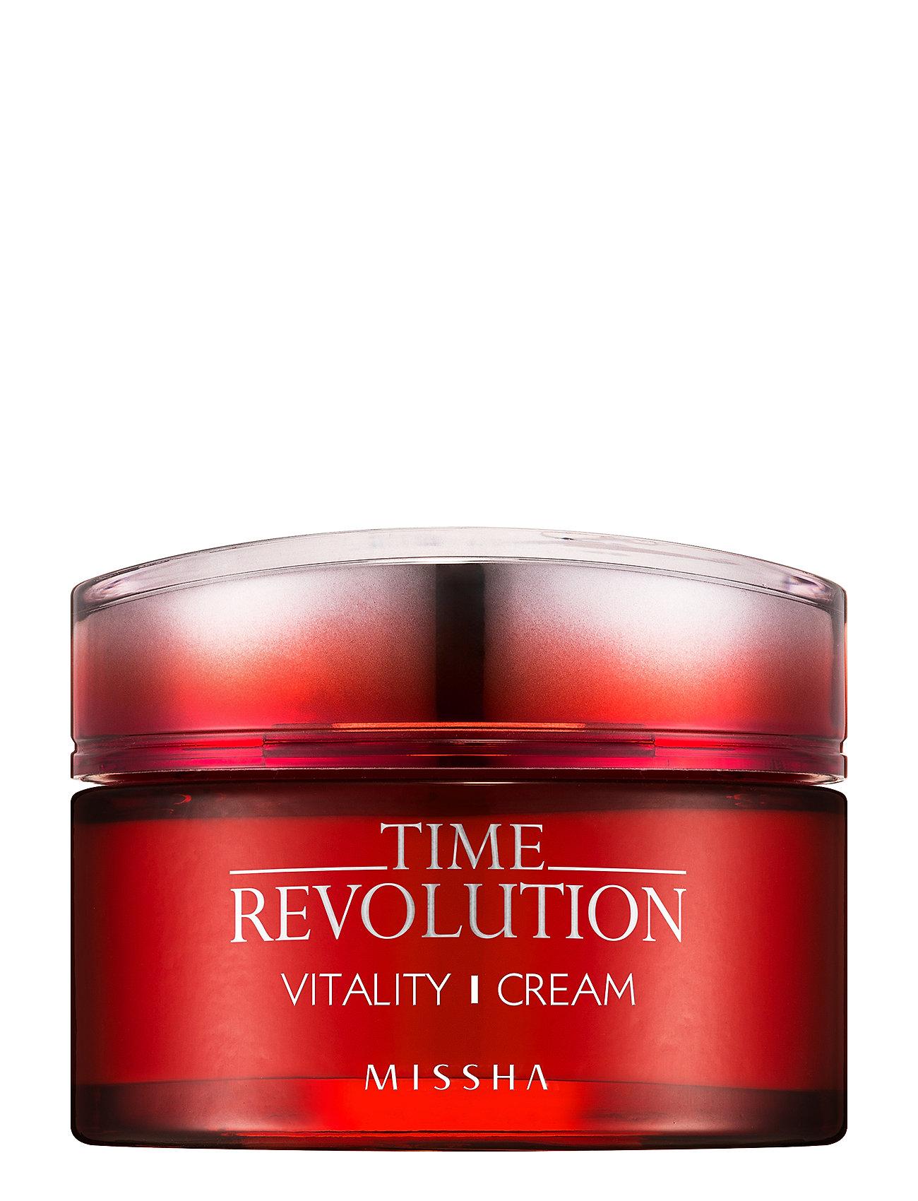 Missha Time Revolution Vitality Cream - Missha