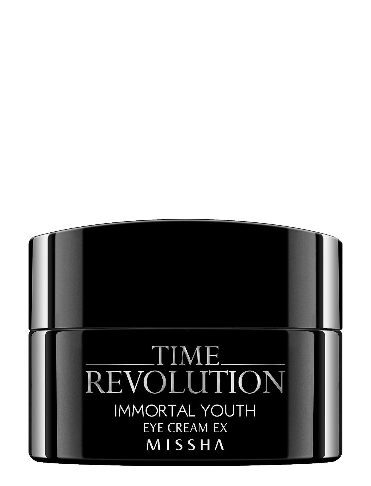 Missha Missha Time Revolution Immortal Youth  Eye Cream EX - CLEAR