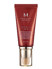 Missha M Perfect Cover Bb Cream Spf42/Pa+++ (No.31) - NO.31/GOLDEN BEIGE