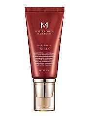 Missha M Perfect Cover Bb Cream Spf42/Pa+++ (No.27) - NO.27/HONEY BEIGE