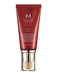 Missha M Perfect Cover Bb Cream Spf42/Pa+++ (No.21) - NO.21/LIGHT BEIGE