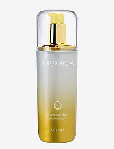 Missha Super Aqua Cell Renew Snail Skin Treatment - CLEAR