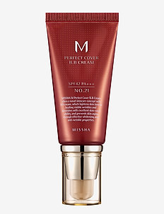 Missha M Perfect Cover Bb Cream Spf42/Pa+++ (No.21) - bb & cc creme - no.21/light beige