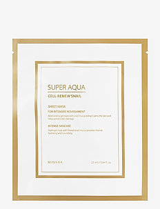 Missha Super Aqua Cell Renew Snail Hydro Gel Mask - sheet mask - no colour