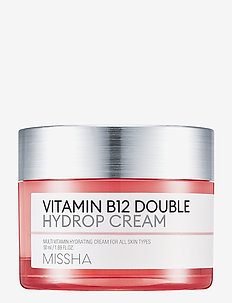 Missha Vitamin B12 Double Hydrop Cream - dagkrem - clear