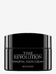 Missha Time Revolution Immortal Youth Cream - ansiktspleie - clear