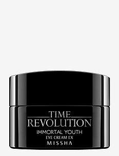 Missha Time Revolution Immortal Youth  Eye Cream EX - CLEAR