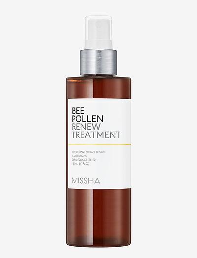Missha Bee Pollen Renew Treatment - skintonic & toner - clear