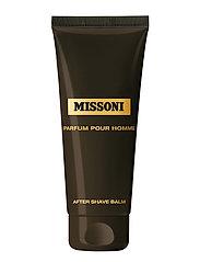 Missoni Fragrance MISSONI HOMME AFTER SHAVE BALM - NO COLOR