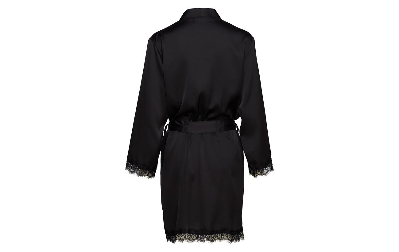 100 Missya Dark Smilla Kimono Red Polyester x0Pw6ZFPq
