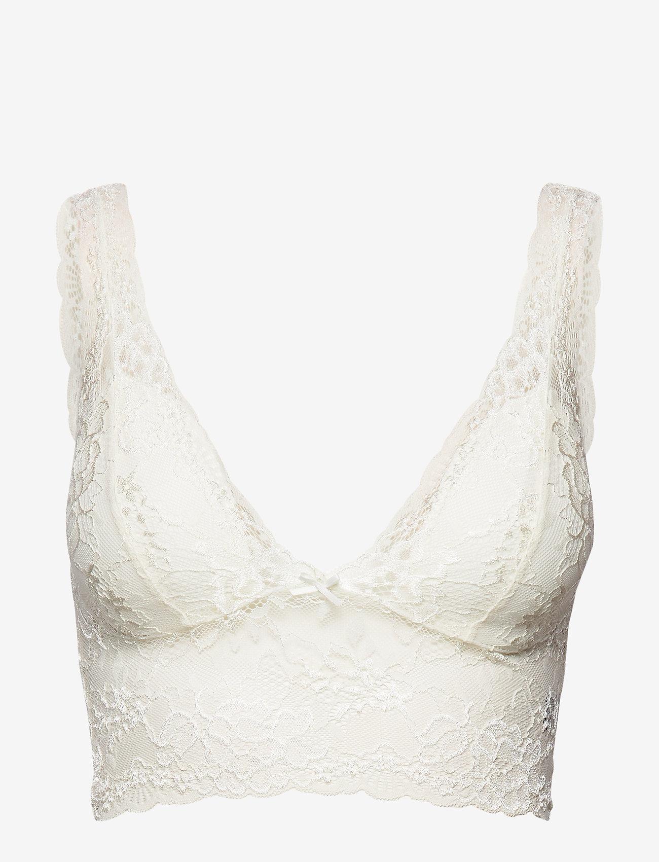 Missya - Nicole bra top - bralette & corset - ivory - 0