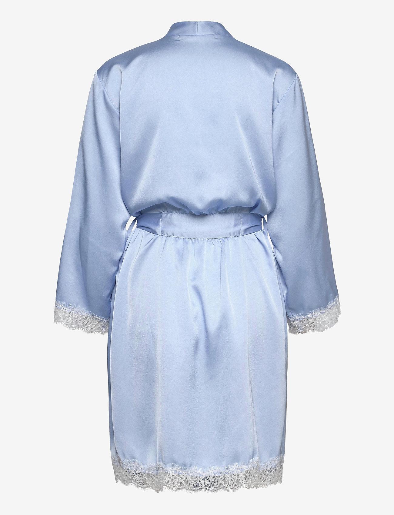 Missya - Smilla kimono - pegnoirs - chambray blue - 1